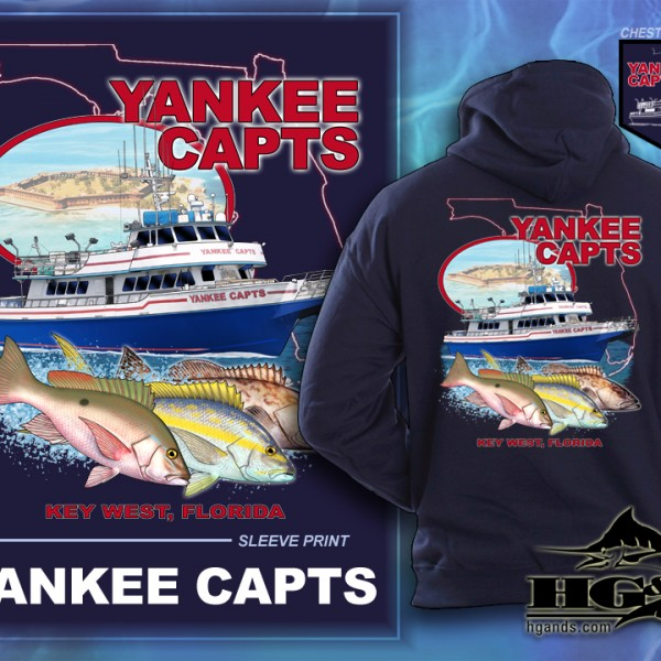 Yankee Capts 2013 Shirt