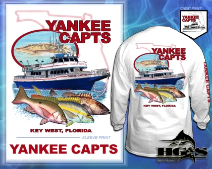 Yankee Capts XDRI Shirt
